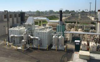 Оборотное водоснабжение предприятий