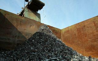 Отходы металлолома, его переработка и утилизация