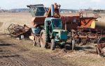 Утилизация тракторов и сельскохозяйственной техники
