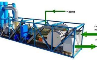 Переработка и утилизация куриного помета