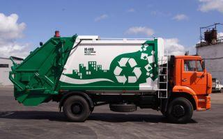 Запуск электрических мусоровозов