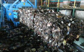 Бизнес по переработке отходов и мусора в россии