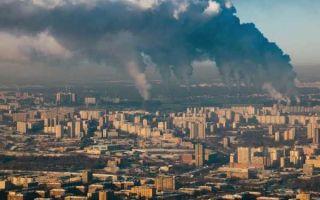 Экология москвы | экологические проблемы москвы и пути их решения