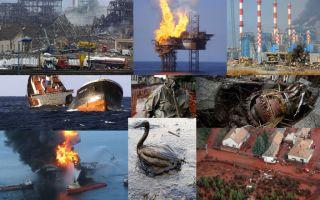 Экологические катастрофы россии – примеры, недавнее катастрофы
