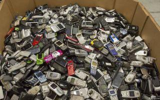 Все об утилизации телефонов