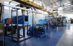 Завод по переработке автомобильных шин
