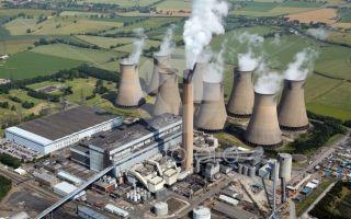 Количество угольных электростанций в европе сокращается