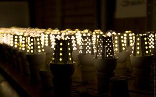 Производство экологичных светодиодов