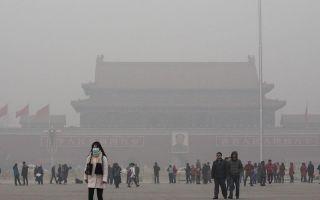 Китай ожидает самый сильный в истории смог