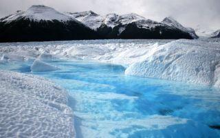 Реки и озера антарктиды | фото крупнейших длинных рек в антарктиде
