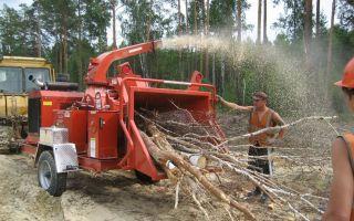 Переработка и утилизация веток