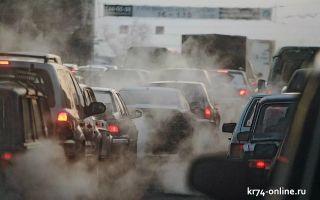 Экологические проблемы транспорта