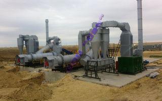Утилизация и переработка нефтешламов