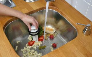 Что такое измельчитель пищевых отходов и как правильно выбрать для раковины на кухню
