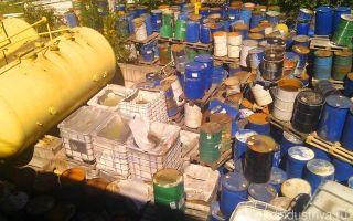 Проблемы и способы утилизации гальваношламов