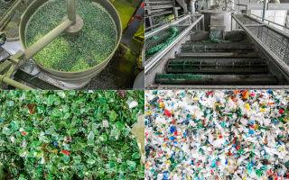 Виды отходов из пластика, их переработка и утилизация