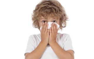 В москве дети стали чаще становиться аллергиками
