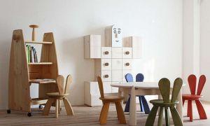 Экологическая мебель из дерева для детей – безопасность и характеристики экомебели