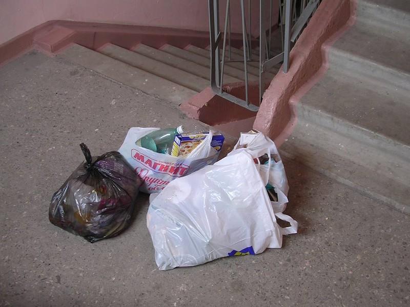 Как и кто может наказать штрафом за мусор в подъезде